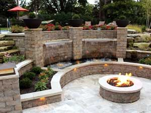 Retaining Wall Photos, Patio Wall Photos, Fence Photos And More For Great  Ideas On Your Next Landscape Project
