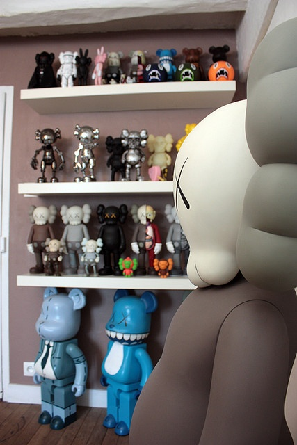 KAWS collection from BFLV