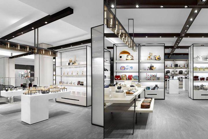 The Galleria Luxury Hall West department store, Seoul – South Korea » Retail Design Blog