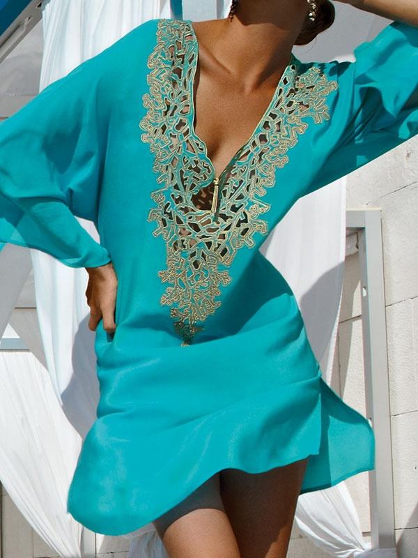 Maryan Mehlhorn Coral Bay Beachwear Coverup Tunic  I LOVE THIS