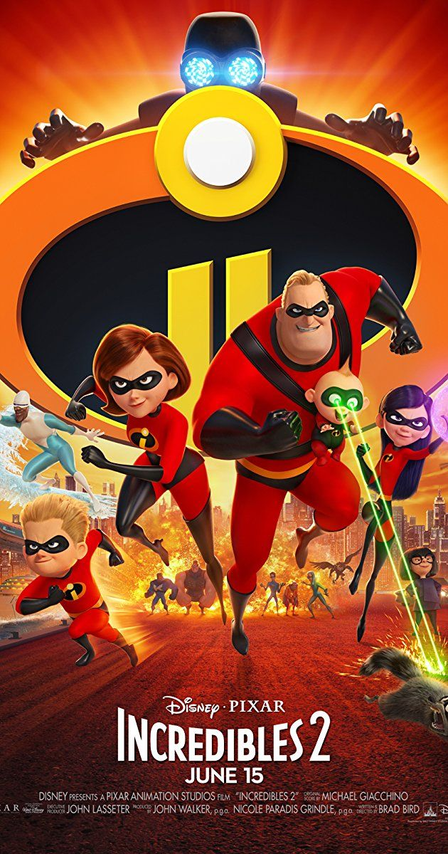 Incredibles 2 2018 Imdb The Incredibles Full Movies Online Free Free Movies Online