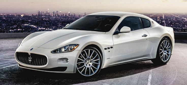 The Maserati GranTurismo Is The Sexiest Car You Can Afford (Yes, Even You!)