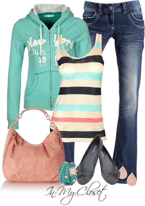 """Casual - #60"" by in-my-closet on Polyvore"