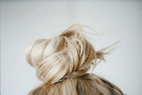 Always Dolled Up: 20 Amazing Buns for Bad Hair Days