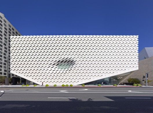The Broad,© Benny Chan