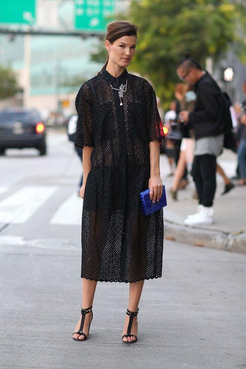 New York Street Style Fashion Week Spring 2014 St02 S5