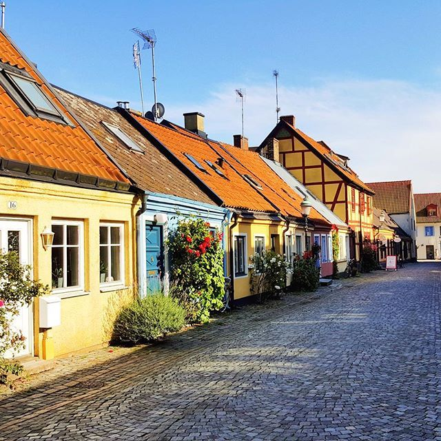 #ystad #sweden #travel #haisitu  www.haisitu.ro