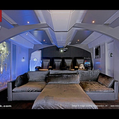 Star Wars Room Theme Design Ideas Pictures Remodel And