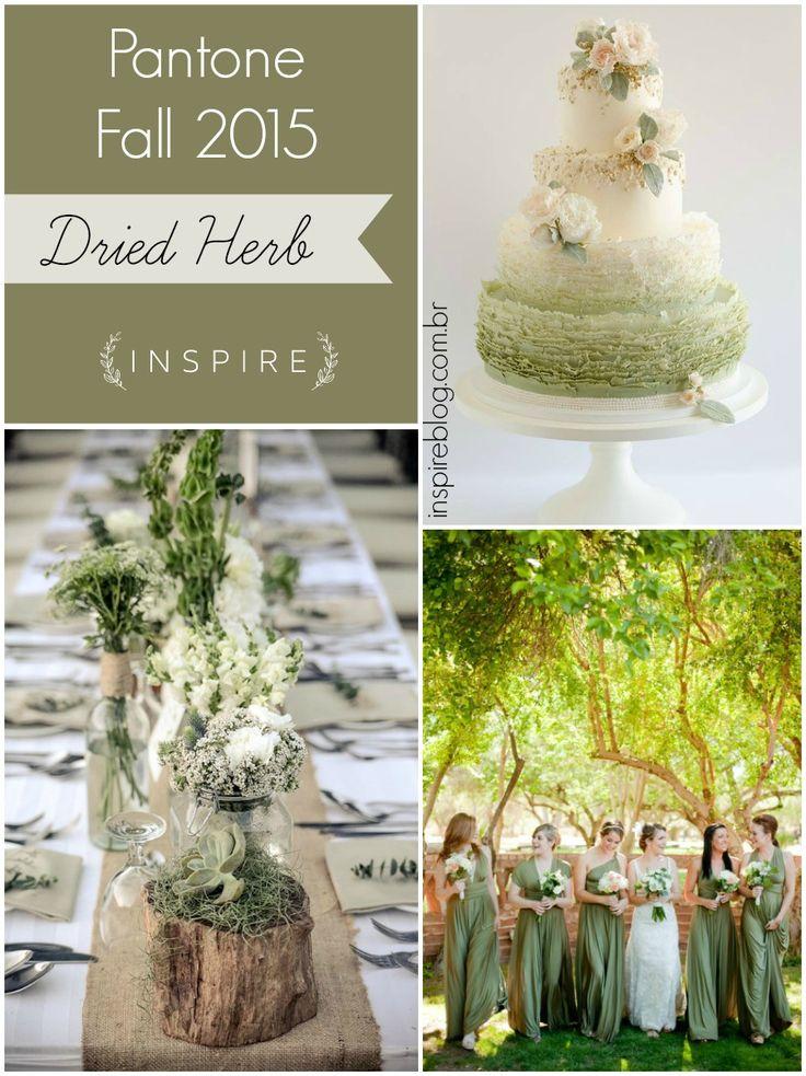 dried herb pantone fall 2015 casamento wedding inspire mfvc-1