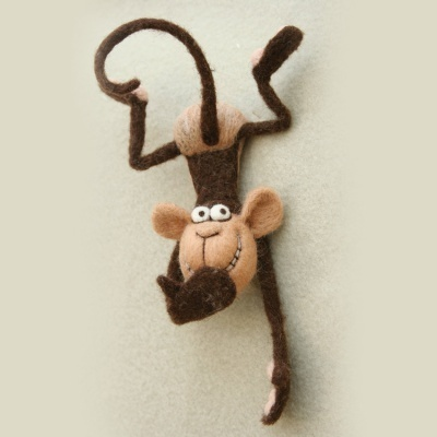 Макако Буга га  - now that's a monkey
