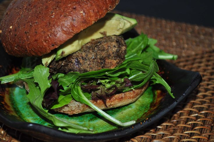 I just love veggie burgers!  The store bought varieties are loaded with yucky stuff as you can read about in my Boca Burgers Exposed post.  I am always looking for new ideas for veggie burgers and this recipe was inspired by a photo I saw on Pinterest.  I told my husband about it and heRead More