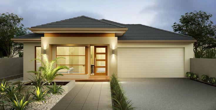 La adaptabilidad de las casas estilo americano fachadas - Casas estilo americano ...