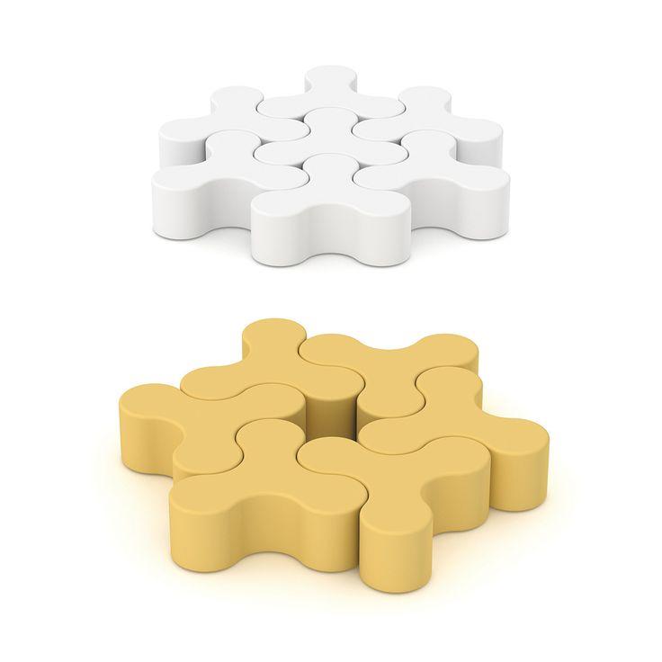 Park / Puzzle / Aziz Sarıyer / Oturma Birimi - ETSM