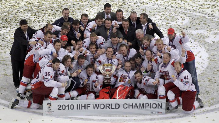Championship in Germany 2010. Great guys! :)