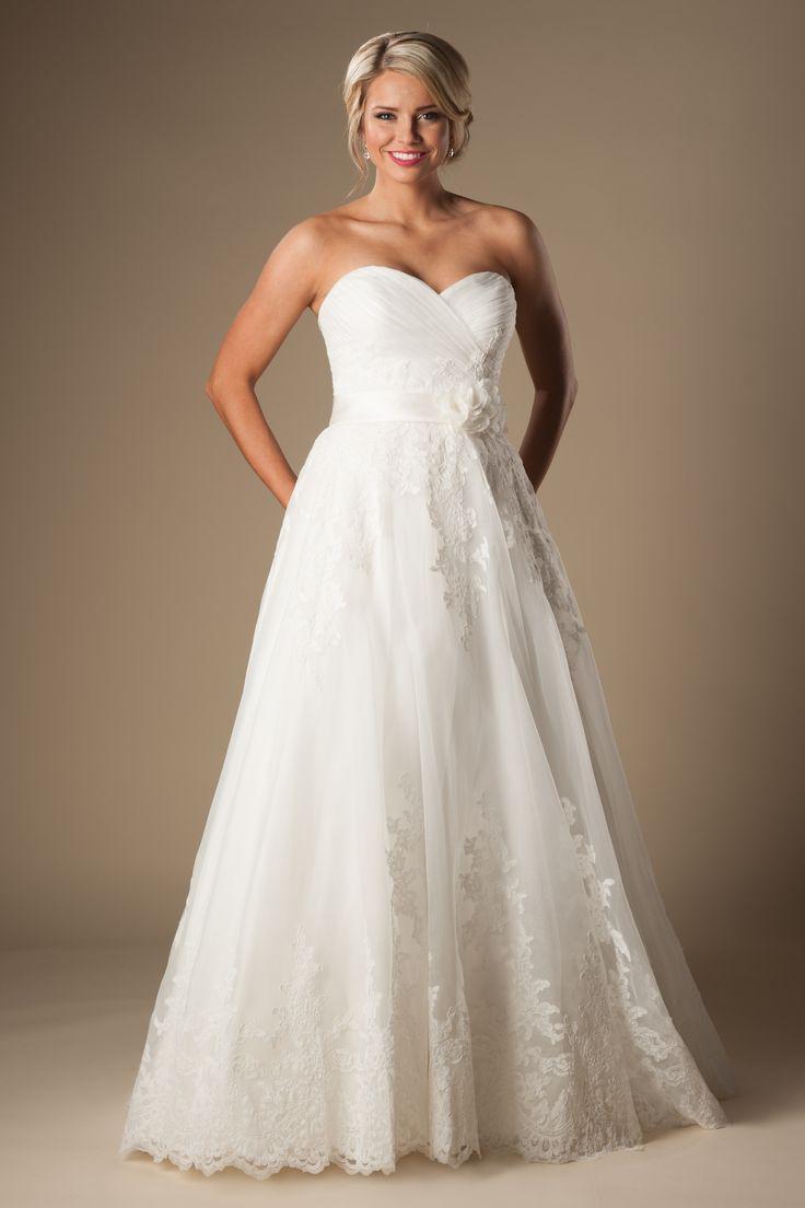 21 best Informal Bridal images on Pinterest   Wedding dress ...