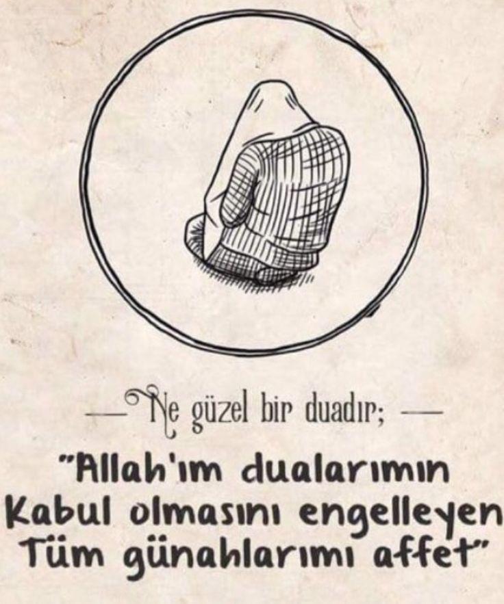 Affet Allah'ım.. Amin.