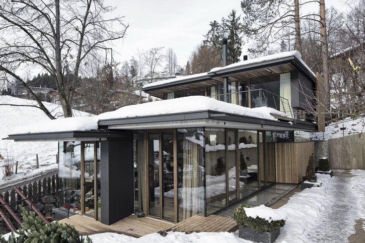 Haus Walde, Kitzbühel, 2012 - Gogl Architekten