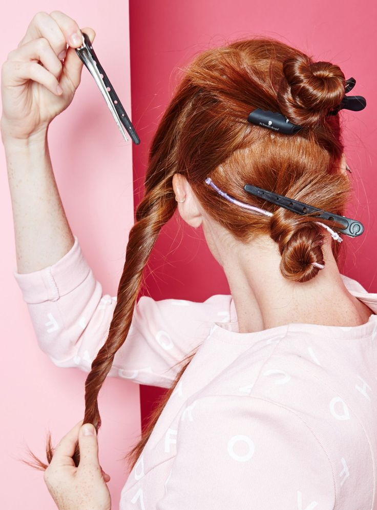6 Ways To Create Perfect Curls On Any Hair Texture — Without A Curling Iron+#refinery29