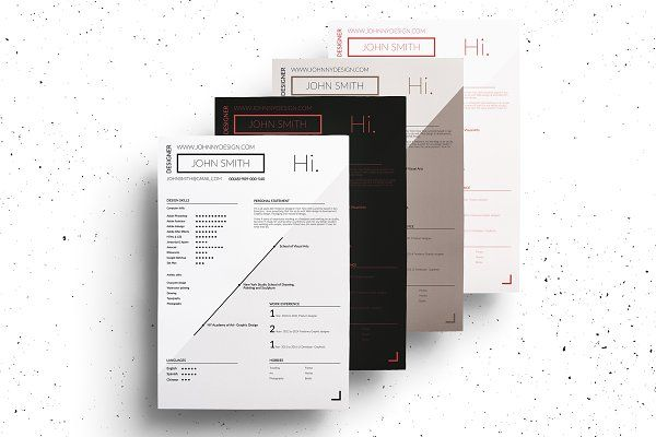 11 best Cv research images on Pinterest Resume, Resume design and