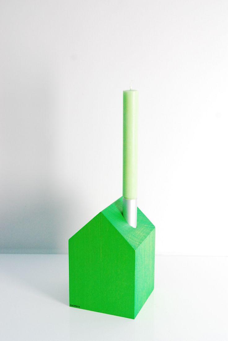house for a candle. Kerzenhaus. Made in Germany (Erzgebirge). www.cultform.de
