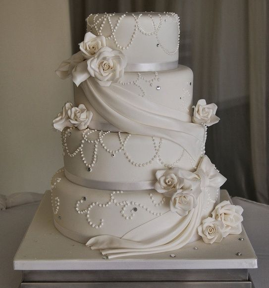 Wedding Cakes Aren't Cheap So Be Smart & Follow These Steps To Save Some Money!