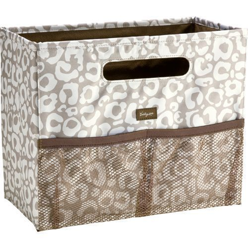 W8 Thirty One Bag Fold N File SAY It Taupe