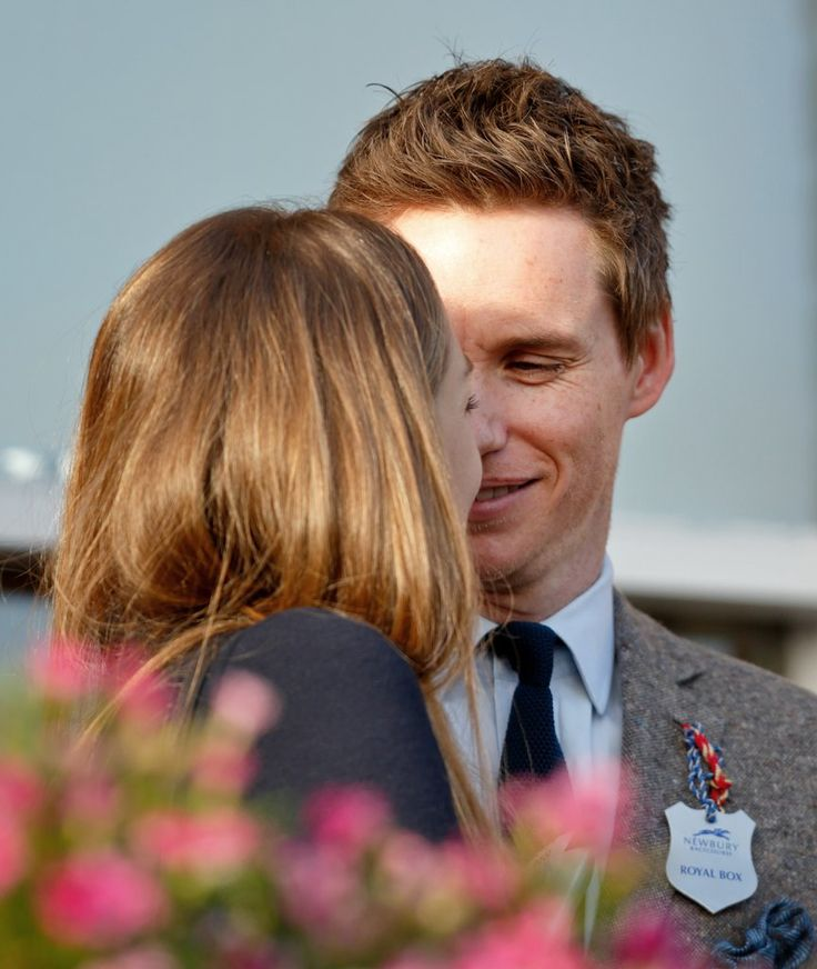 Eddie Redmayne and Hannah Bagshawe Already Share a Photo Album of Heart-Warming Moments