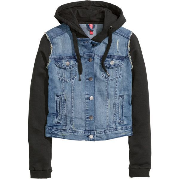 The 25  best Jean jacket hoodie ideas on Pinterest | Cute jackets ...