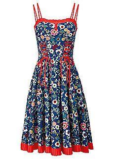 Creole Carnival Dress by Joe Browns