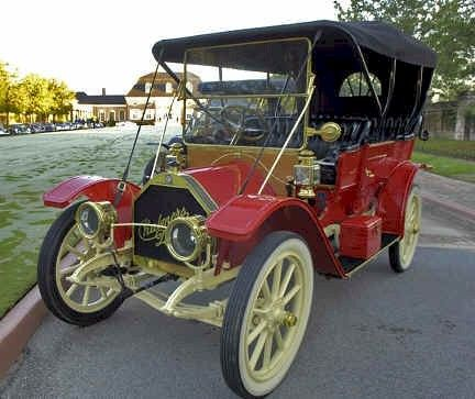1910 Chalmers Touring
