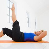 Exercising with osteoarthritis knee pain