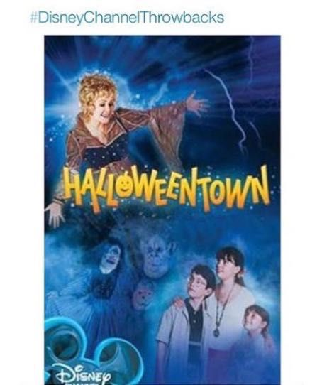 Today's Kids Will Never know Halloweentown