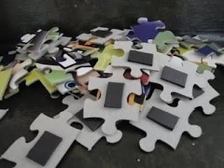 Tuesday's Tip for Teachers: Need a creative class management tool that's a bit different? When the class works well together, they get a piece to a puzzle. When the puzzle is complete, they earn a reward! This not only promotes teamwork and togetherness but you can also use the puzzle as an example of many pieces coming together to create a whole, just like a class full of students.