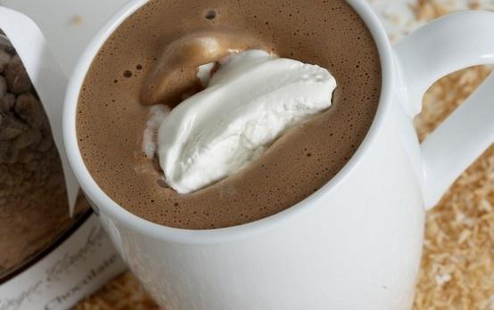 Ginger Elizabeth Chocolates Maya Coconut Hot Chocolate Recipe