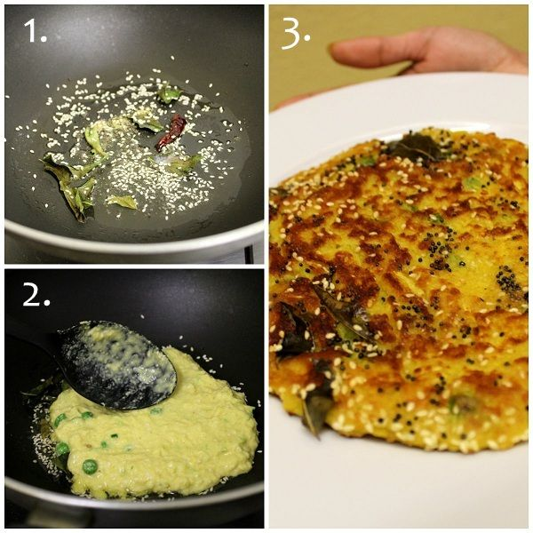 The 7 best images about gujrati delights on pinterest popular gujarati handvo recipe how to make handvo at home forumfinder Choice Image
