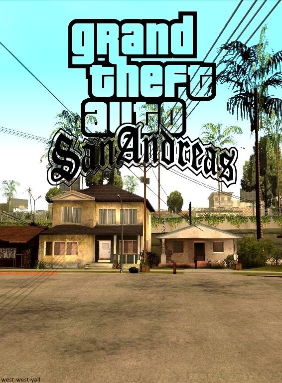 GTA: San Andreas.... hit someone in the street You dont like...just do it!!!