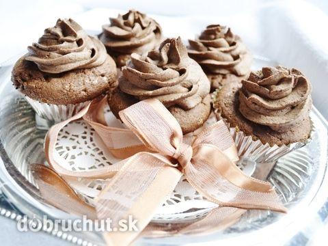 Fotorecept: Čokoládovo-avokádové muffiny