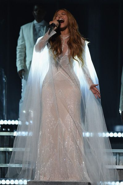 Beyonce Knowles Photos - 57th Annual Grammy Awards Show - Zimbio