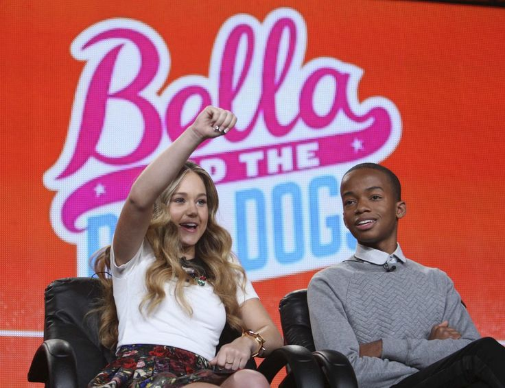 """Bella Cast and the Bulldogs 