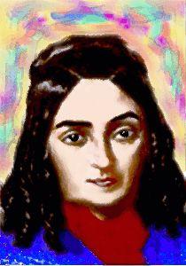 FLORA TRISTAN,  Escritora y pensadora feminista francesa de ascendencia peruana. Fue una de las grandes fundadoras del feminismo moderno y la primera que imprime a su feminismo un giro de clase social, que en el futuro daría lugar al feminismo marxista.pasó a la pobreza más extrema, sufrió malos tratos tanto físicos como psíquicos por parte de su marido, se reveló ante el sistema patriarcal de la Francia de entonces e intentó y consiguió ser una mujer libre e independiente.