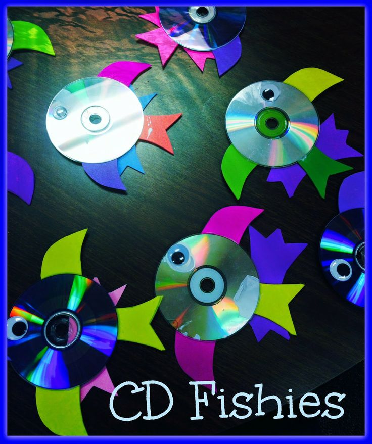 how to make fish with cd