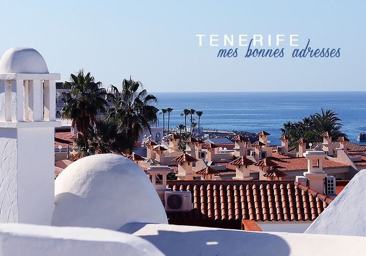 Bonnes adresses à Tenerife Sur : que visiter, où manger, sortir, faire du shopping, se relaxer...