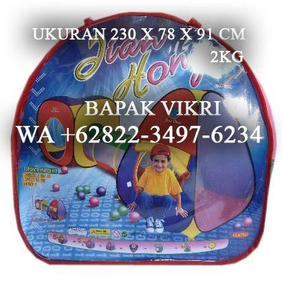 WA +62822-3497-6234, Tenda Anak Murah Online Semarang, Tenda Anak Ukuran Besar Semarang