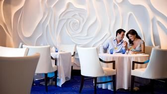 Guests traveling onboard Celebrity Reflection will have the opportunity to indulge in an intimately elegant, yet modern meal at 'Blu', one of our favorite restaurants at sea!