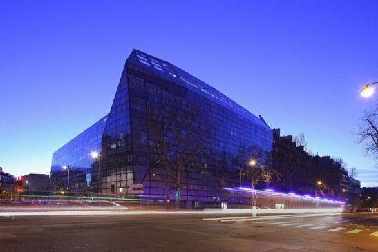 « Imagine » (Institut des maladies génétiques). Ateliers Jean Nouvel et Valero & Gadan Architectes