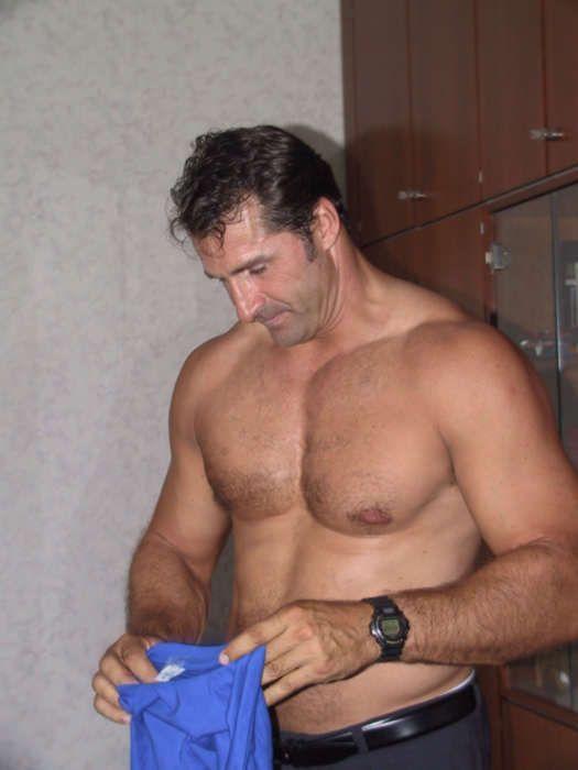 Muscle old men hair hot wallpaper of gay 2