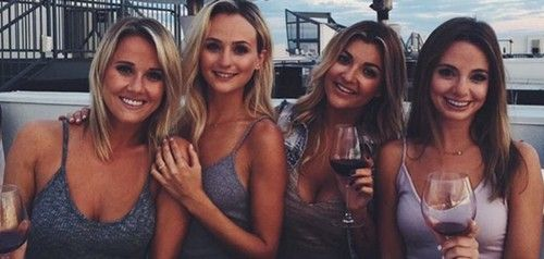The Bachelor 2016 contestant Lauren Bushnell was spotted wearing an engagement ring on Instagram – and fans of the reality show went into a frenzy...
