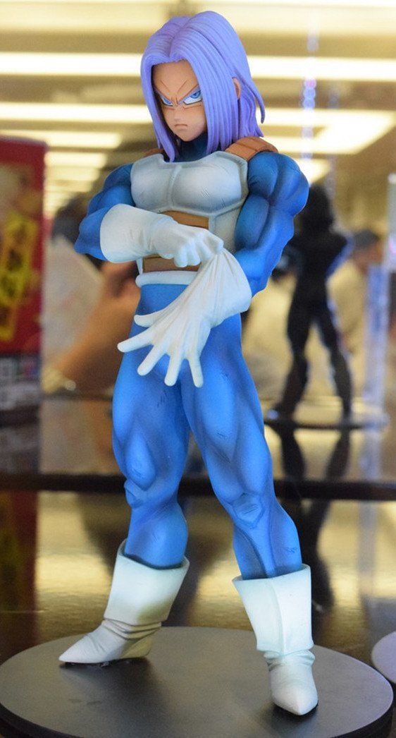 Dragon Ball Z Future Trunks PVC Action Figures Toy. Gender: UnisexCommodity Attribute: Finished GoodsWarning: dragon ball z figurinesModel Number: dragon-ball-z-figurinesAge Range: 8-11 Years,> 8 years old,> 6 years old,12-15 Years,> 14 Years old,5-7 Years,GrownupsMaterial: PVCSize: MItem Type: ModelBy Animation Source: JapanSoldier Accessories: Soldier Finished ProductCondition: In-Stock ItemsBrand Name: TobyfancyVersion Type: First EditionMfg Series Number: ModelTheme: Movie &...