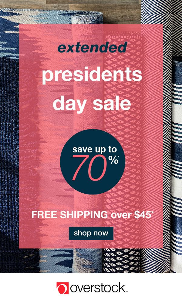 Shop Overstock.com and find the best Presidents Day deals on living ...