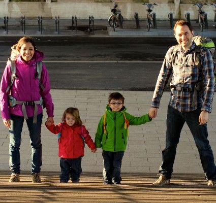 Préparation d'un tour du monde en famille